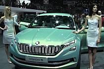 Koncept Škoda VisionS.