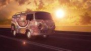 Volkswagen Type 2, oblíbené vozidlo hippies
