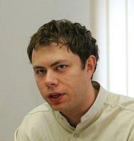 Šéb Občanského sdružení Litera, které od roku 2002každoročně vyhlašuje výroční knižní ceny Magnesia Litera, Pavel Mandys