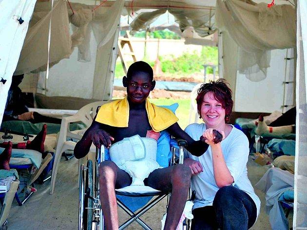 MISE. Petra Růžičková má za sebou mise v Čadu, Kongu, Jemenu, na Haiti, v Iráku a Jižním Súdánu. Na další se chystá příští rok.