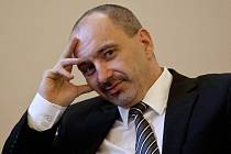Ministr průmyslu a obchodu Martin Kuba.