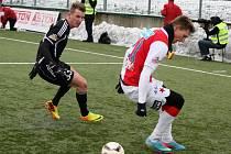 Slavia v přípravě porazila Žižkov
