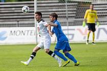 Fotbalisté Hradce Králové vyhráli nad Baníkem Ostrava 1:0