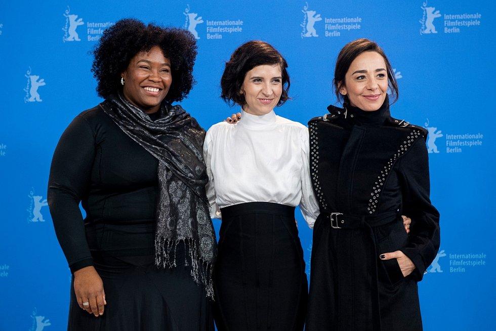 Mawusi Tulani, Carolina Bianchi a Clarissa Kiste na festivalu Berlinale
