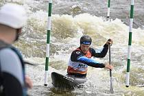Václav Chaloupka získal jako první český kanoista od roku 1977 titul mistra světa ve vodním slalomu.