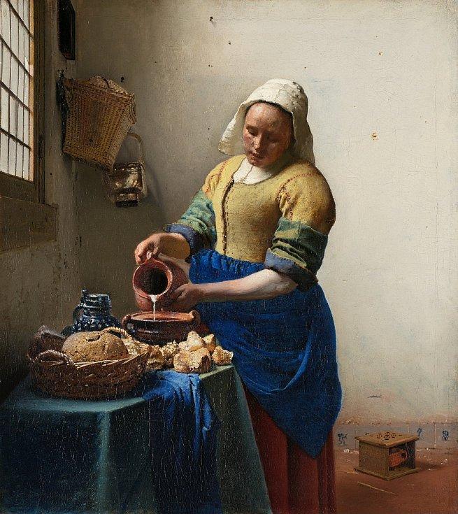 Díla nizozemského malíře Jana Vermeera