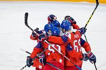 Čeští hokejisté mají na olympiádě za sebou pět zápasů. Jak dopadne ten poslední?