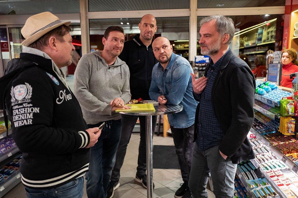 Kampaň za očistu fotbalu: speciální video natočili i Petr Čtvrtníček a Ivan Trojan