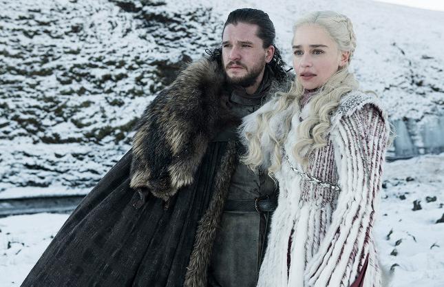 Jon Snow, Daenerys Targaryen
