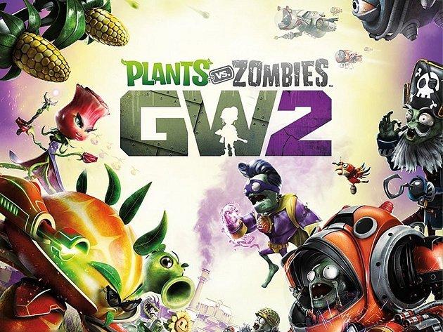 Počítačová hra Plants vs. Zombies: Garden Warfare 2.