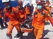 Jižní pobřeží Peru zasáhlo silné zemětřesení