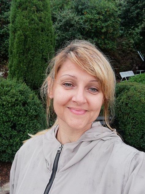 Kateřina Volfová, lektorka jógy, Brno