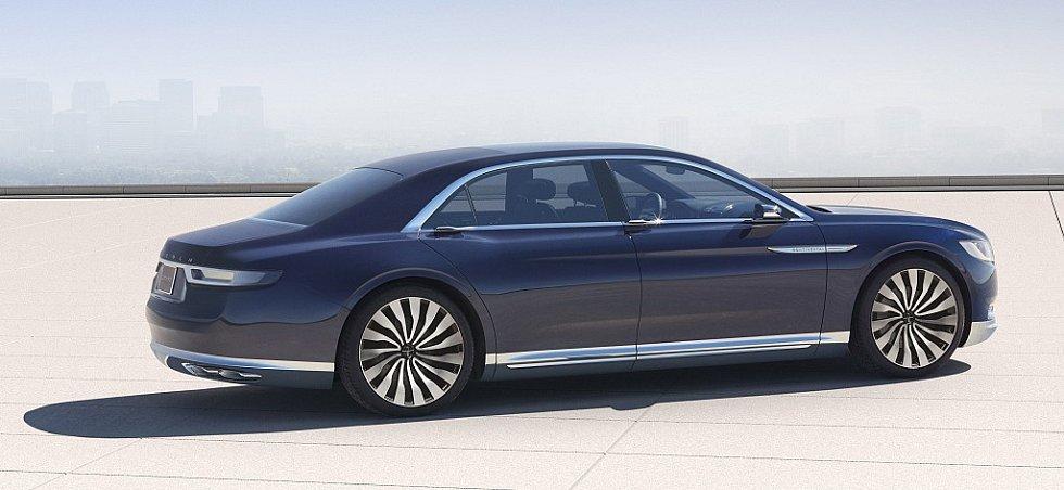 Koncept Lincoln Continental.