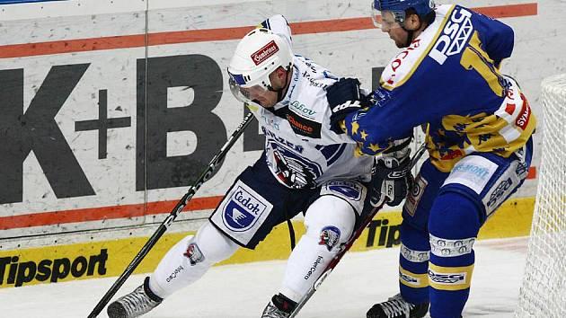 Hokejisté Plzně zdolali Zlín 3:0 a Vánoce si užijí jako lídři extraligové tabulky.
