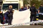 Muž v Sydney ujížděl před policií, nakonec spáchal sebevraždu