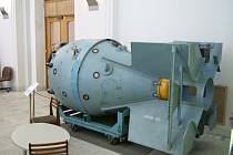 První sovětská atomová bomba RDS-1