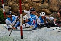 Český rafting ovládl světový šampionát v Argentině