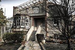 Následky ničivého požáru v Řecku