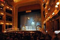 Národní divadlo v Praze. Ilustrační snímek