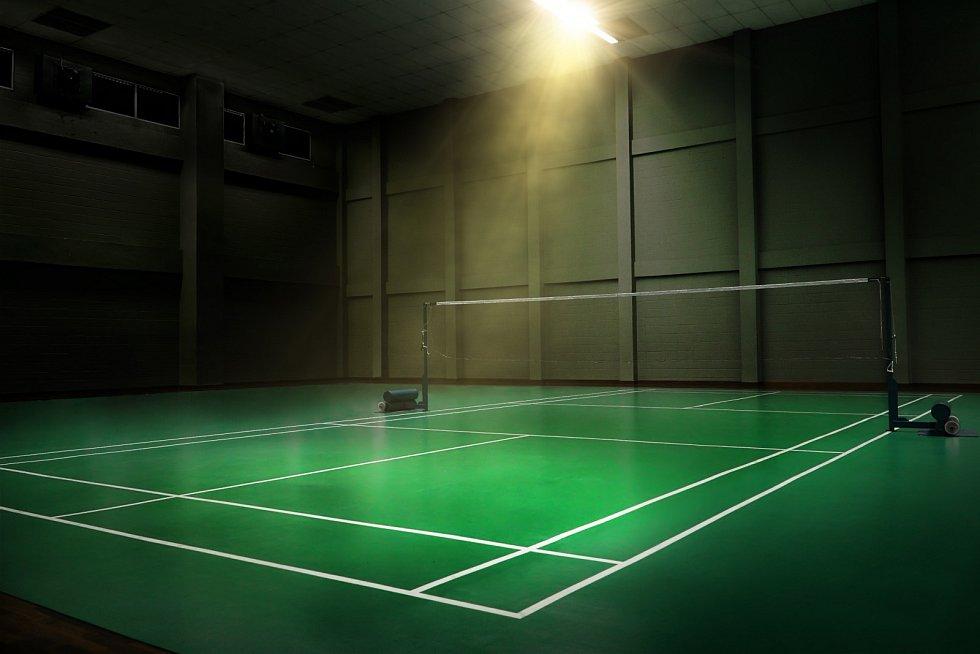 Pokud chcete hrát badminton jako profesionálové, budete potřebovat víc místa, ideálně kurt.