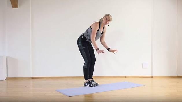 Procvičte se kpevnému tělu a zenové mysli. Cvičení s Alenou Vídeňskou