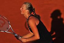 Tenisový turnaj ECM Prague open 2009 - Petra Kvitová.