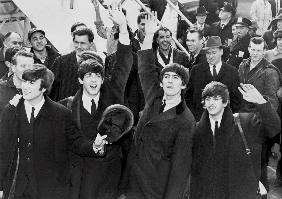 Legendární kapela The Beatles