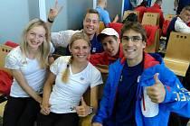 Čeští triatlonisté jsou zpět z Baku