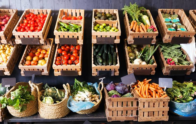 Zeleniny celkově sní Češi jen o pár kilogramů více než masa.