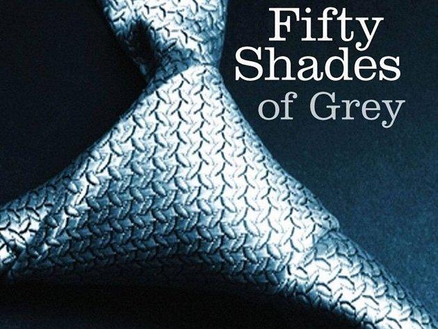 Kniha britské autorky E L James Fifty Shades of Grey, jíž v české verzi zůstaly bůhvíproč oba tituly, originální i český (Fifty Shades of Grey/ Padesát odstínů šedi), je bestseler.