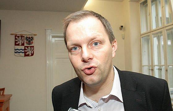 Náměstek středočeského hejtmana Marcel Chládek (ČSSD)