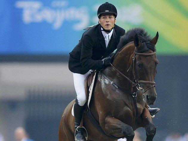 Michal Michalík na koni Jang-Jang zajel nejlepší parkur.
