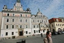 Radnice v Kolíně. Ilustrační foto