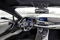 Koncept BMW i8 Mirrorless.