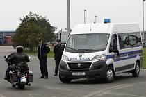 Chorvatská policie. Ilustrační snímek