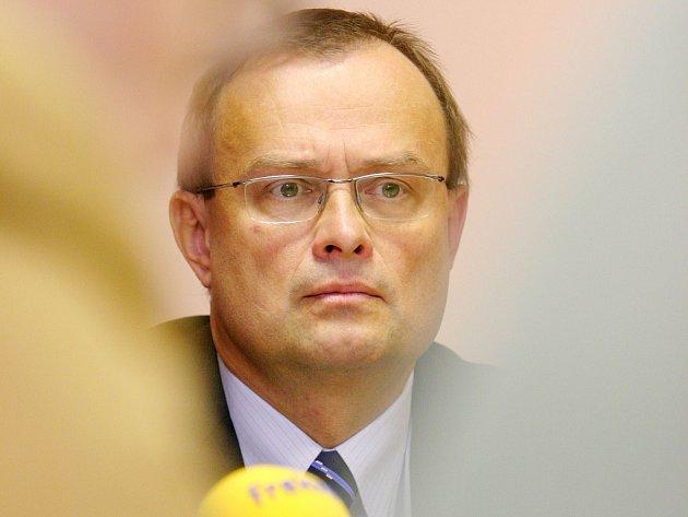 Prezident lékárnické komory Lubomír Chudoba.