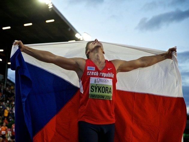 Vícebojař Jiří Sýkora.