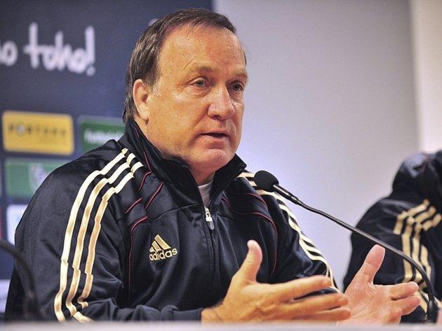 Fotbalový trenér Dick Advocaat.