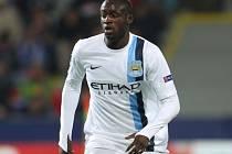 Yaya Touré z Manchesteru City se stal potřetí za sebou nejlepším fotbalistou Afriky.