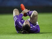 Kanonýr Realu Madrid Gareth Bale.