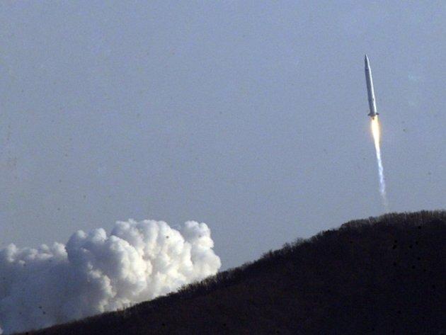 Jižní Korea poprvé úspěšně dopravila satelit na oběžnou dráhu.