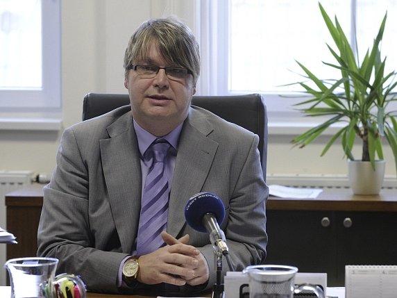 Ředitel dotačního úřadu Severozápad Pavel Markvart