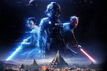 Počítačová hra Star Wars: Battlefront II.