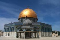 Památky na Chrámové hoře v Jeruzalémě, ilustrační foto
