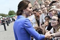 Královský pár dnes dorazil do Německa
