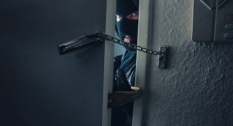 Lupič, zloděj - Ilustrační foto