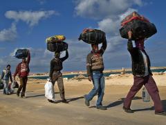 Mezinárodní migrace, ilustrační foto