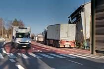 Miličín. Obec výstavbou dálnice D3 vydělá, doprava centrem se zklidní.