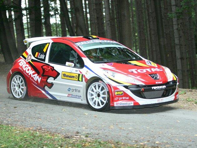 38. ročník Barum rally vyhrál Belgičan Freddy Loix. Nejlepším Čechem byl po odstoupení Kresty i Pecha čtvrtý Pavel Valoušek.