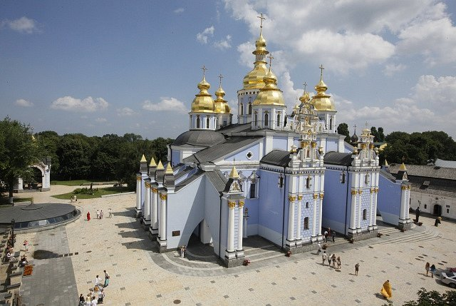Pravoslavná církev na Ukrajině